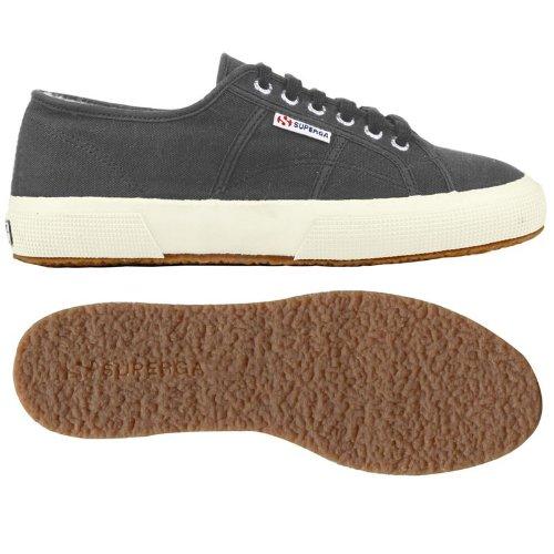 Superga2750- COBINU - Sneaker Unisex - adulto Dk Grey