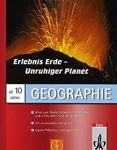 Erlebnis Erde - Unruhiger Planet
