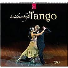 MF-Kalender Leidenschaft Tango 2019