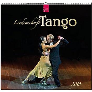 Leidenschaft Tango 2019: Mittelformat-Kalender