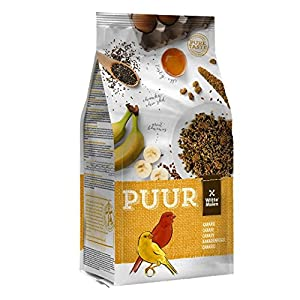 PUUR Premium Canary Mixture 750g - Gourmet seed mix for canaries - High Quality