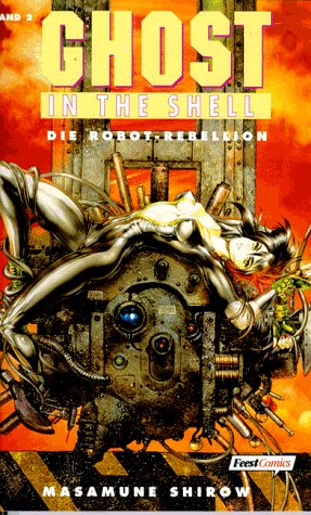 Ghost in the Shell 2. Die Robot-Rebellion.