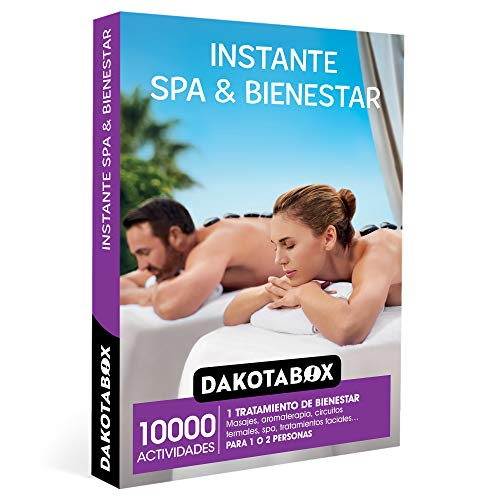 Dakotabox Instant Spa & Bien-être Boîte Cadeau, Mixte Adulte, Standard