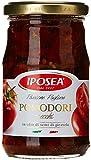 Iposea - Passione Pugliese, Pomodori secchi in olio di semi di girasole - 3 pezzi da 280 g [840 g]
