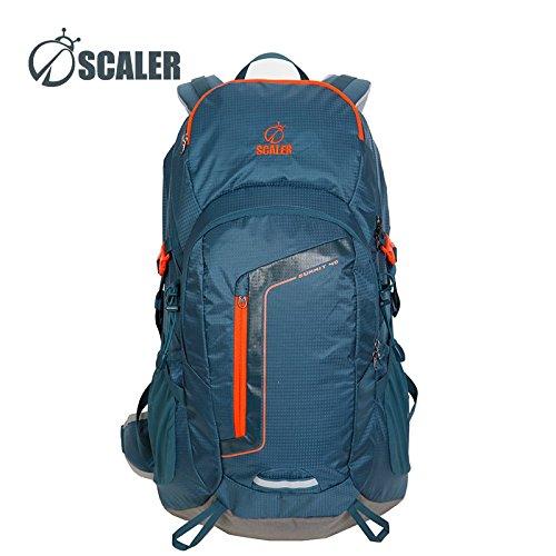 hongrun Scaler SI Kai Lok Outdoor Klettern Pack Wanderrucksack atmungsaktiv, wasserdicht Reiten Wandern doppel Schultertasche -