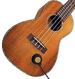 SoHo Microphone piézoélectrique à ventouse pour banjo/mandoline/ukulélé/guitare/violon