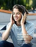Mpow H10 Auriculares Bluetooth Diadema, 30 Hrs de Reproducción, CVC 6.0, Hi-Fi Sonido y Bajo Potente, Cascos Inalámbricos con Cancelación Activa de Ruido, Auriculares Plegable para TV/PC/Móvil