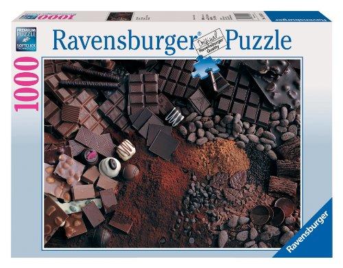 Ravensburger Ravensburger 19165 - Schokolade - 1000 Teile Puzzle