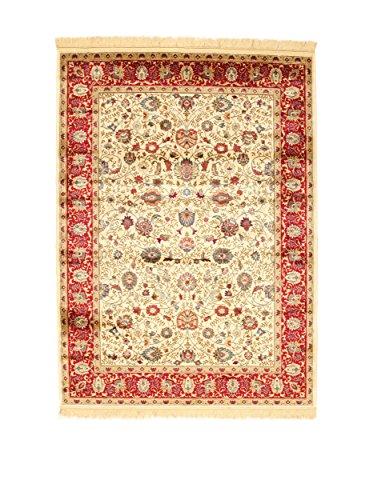ABC Carpet bizantina Marfil 70 x 140 cm