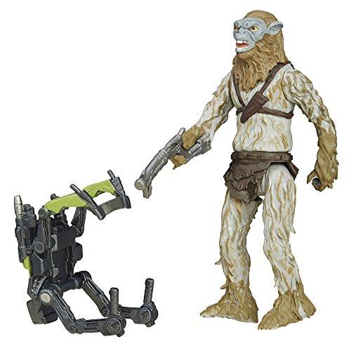Hasbro Star Wars The Force Awakens Hassk Thug with Build a Weapon Part (Star Wars Sammlerstück Spielzeug)