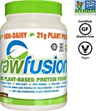 SAN Raw Fusion Plant Based Protein Peanut Chocolate Fudge 933g