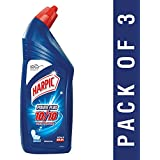 Harpic Power Plus Disinfectant Toilet Cleaner, Original, 1L (Pack of 3)