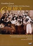 Carmen(1915 silent film) Geraldine Farrar, Wallace Reid, Pedro de Cordoba, Cecil B. DeMille by Geraldine Farrar