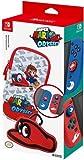 HORI - Set d'accessoires Mario Odyssey pour Nintendo Switch