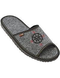 6 pares de zapatillas de estar por casa/Pantuflas (Slippers) - Colores variados iwITu7PJ