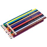#9: Faber-Castell Triangular Colour Pencils - Pack of 24 (Assorted)