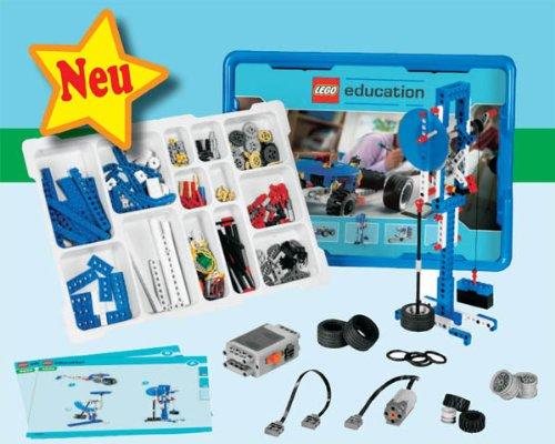LEGO-9686-Education-Mecanismos-simples-y-motorizados