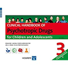 Clinical Handbook of Psychotropic Drugs for Children & Adolescents 2015