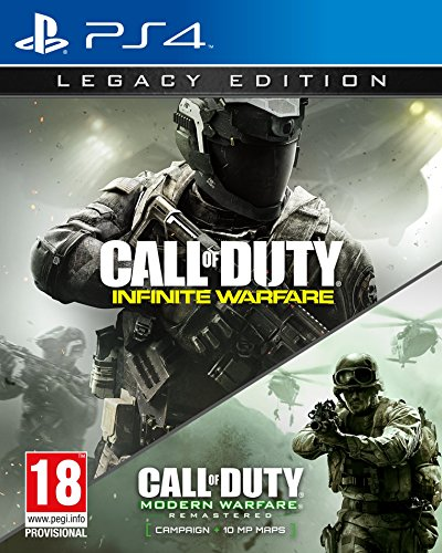 Compare Activision Call of Duty: Infinite Warfare Legacy Edition (PS4) prices