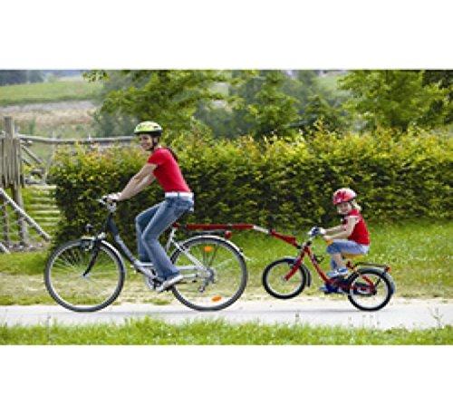 Waresta Trading Barra Per Rimorchio Tandem Per Bici Da Bambini In