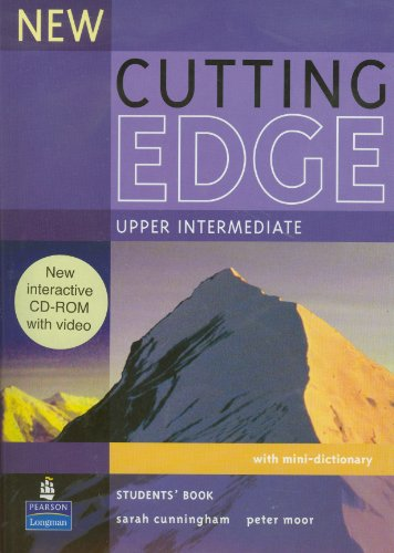 New Cutting Edge. Upper Intermediate. Students' Book (+ CD)