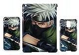 Naruto Hatake Kakashi iPhone 4 / 4S cellulaire cas coque de téléphone cas,...
