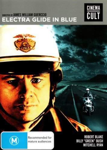 / Electra Glide in Blue (1973) ( ) [ Australische Import ] (Electra Glide In Blue)