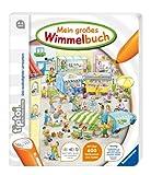 Ravensburger 597 Lernbuch tiptoi Mein großes Wimmelbuch