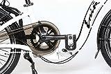 Enik E-Bike Klapprad EASY 20, 20 Zoll, 3 Gang, Frontmotor, 317 Wh 50,8 cm (20 Zoll) - 2