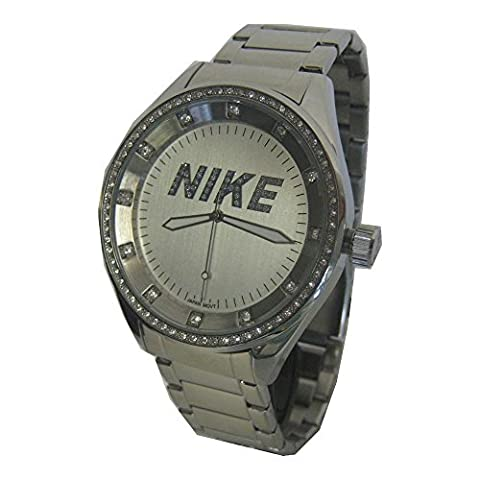Nike Sport Watches quarzwerk Damen-Armbanduhr OR 526 BIANCO