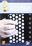 Maugain Manu Pratique De L'Accordeon En 3D Accordion Bk/Cd/Dvd French-