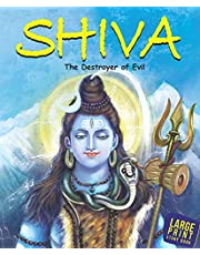 Large Print: Shiva The Destroyer of Evil : Indian Mythology Large Print