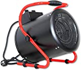 Detec 3 kW Heizlüfter - Elektro Heizer DT-HL3-1