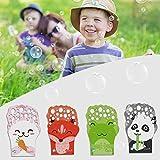 Seifenblasen Glove Bubbles Bubble Machine Spielzeug for Kids glove bubbles Sommer Outdoor Spielzeug (Farbe zufällige Lieferung)