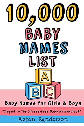 10 000 baby names list baby names for girls baby names for boys