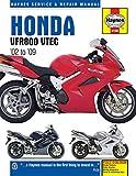 Honda VFR V-Tec V-Fours (02 - 09) Haynes Repair Manual (Haynes Service and Repair Manual)
