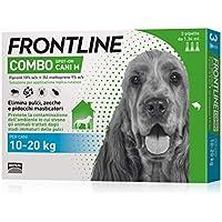 Frontline Combo Spot-On 3 Pipette Cane Medio (10 - 20 kg)