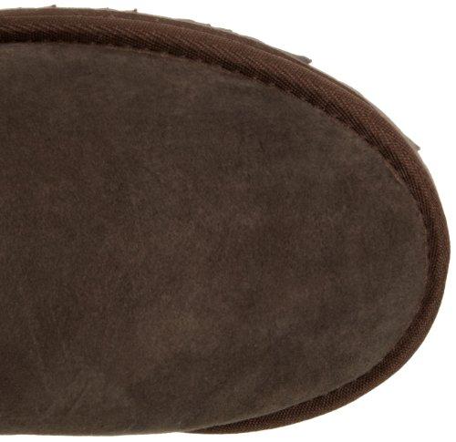 Emu Alba Damen Bootsschuhe Braun (Chocolate)