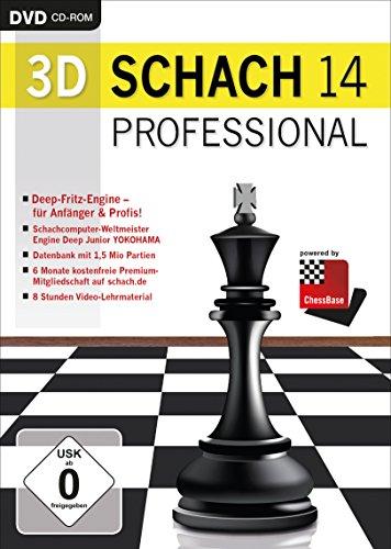 3D Schach 14 - Professional (Video-spiel Gutscheine)