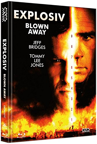 Explosiv - Blown Away - uncut (Blu-Ray+DVD) auf 333 limitiertes Mediabook Cover C [Limited Collector's Edition] [Limited Edition]
