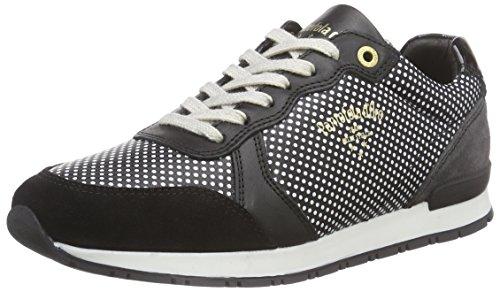 Pantofola d'Oro Teramo, Baskets Basses femme Noir - Noir