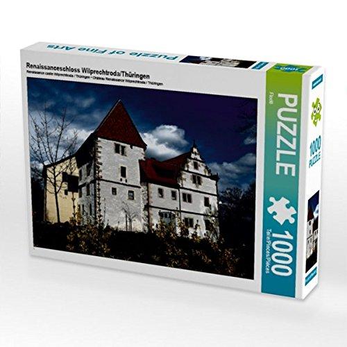 Renaissanceschloss Wilprechtroda/Thüringen 1000 Teile Puzzle quer (CALVENDO Orte)