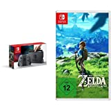 Nintendo Switch Konsole Grau & The Legend of Zelda: Breath of the Wild [Nintendo Switch]