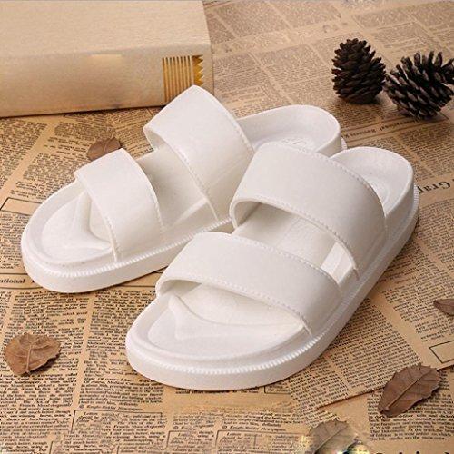 À Fille Ouvertes Femme Transer Larrière Blanc Eqntwipxo Chaussures 1wEqX4