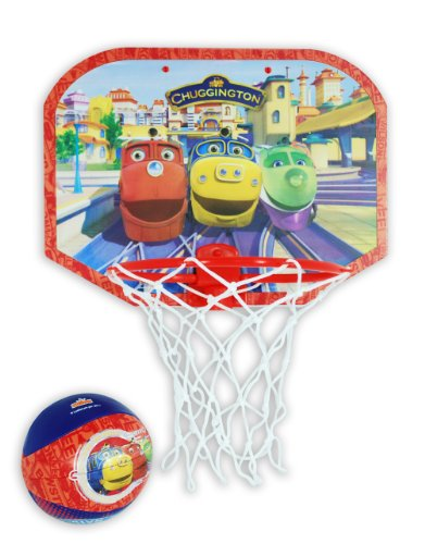 Chuggington - Mini Basket (Saica Toys 8614)