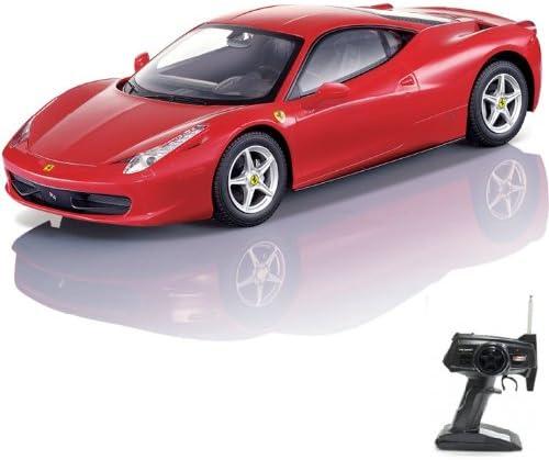 Ferrari Italia 458 – RC RC RC ferngesteuertes sous licence véhicule de dans le modèle design original, échelle 1&8239;: 14, Ready to-Drive, voiture avec télécomFemmede et piles, nouveau | Magasiner  5c83d0