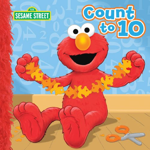 Count to 10 (Sesame Street) (English Edition) (Sesame Street The Count)