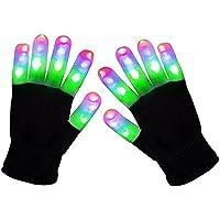 TOPTOY Leuchten Handschuhe-Cooles Spielzeug für Kinder