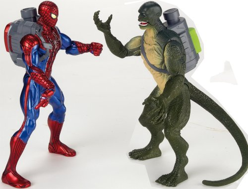 Marvel Spiderman - Pack 2 Lanza Aguas Spiderman (Hasbro) 98587186 2