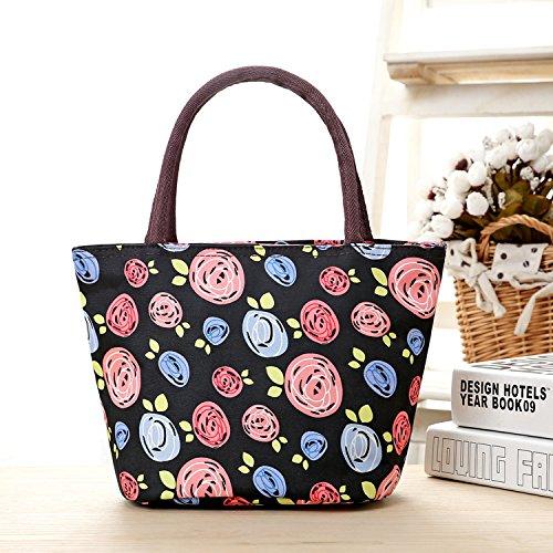 GUMO-Borsa da spiaggia, Oxford tessuto, borsa di tela, impermeabile, borsetta, scatola di pranzo borsa, borsa di stoffa,C C